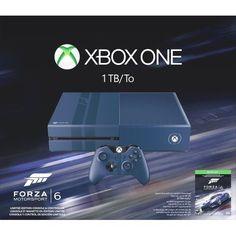 -\*BRAND NEW*/- Microsoft - Xbox One Limited Edition Forza Motorsport 6 - Blue #Microsoft