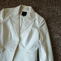 The Limited Blazer White Limited Blazer. The Limited Jackets & Coats Blazers