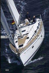 Bavaria 39 sailing boat in Sant Antoni de Portmany, Ibiza
