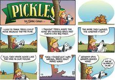Pickles Comic Strip, December 08, 2013 on GoComics.com