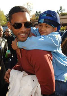 Will  Jaden Smith (Then)Father: actor, producer and rapper