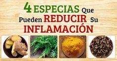Aquí hay una lista de potentes alimentos antiinflamatorios, hierbas y especias que son significativamente eficaces en sofocar la respuesta inflamatoria.