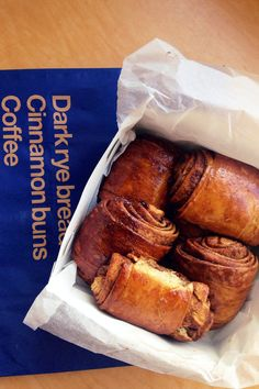 Vogue Eats Cinnamon Bun Recipe Nordic Bakery (Vogue.com UK)