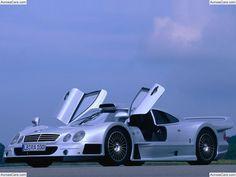 Mercedes-Benz CLK GTR (1999)