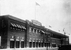 On September 25, 1911, ground is broken for Fenway Park in Boston, Massachusetts.