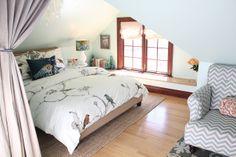 Dwell studio Chinoiserie bedding style