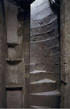 La scala segreta di Palazzo Vecchio - 055Firenze