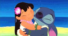 stitch disney hug lilo and stitch