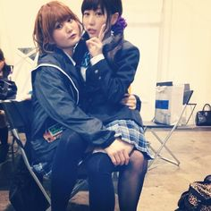 Shikaco and Kussun