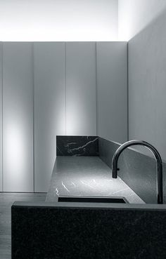 Kitchen by Marco Carini | House N in Italy