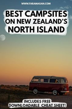 Best North Island Camping Grounds - New Zealand Kayak Camping, Campsite, Camping Hacks, Outdoor Camping, Camping Hammock, Camping Checklist, Outdoor Gear, Camping New Zealand, New Zealand Travel Guide