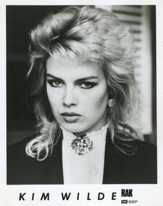 Between 1981 and Kim Wilde was signed to RAK Records. Her record company regularly issued press photos for magazines, newspapers and other interested parties. This is a complete set of those promotional photographs. See also: MCA promo photos, Famous Singers, Pop Singers, Kim Wilde, Cher Bono, 80s Hair, Music Pics, Idole, Patti Smith, Michelle Pfeiffer