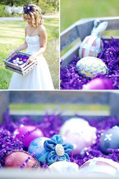 Easter Immagination #Purple #Weddings