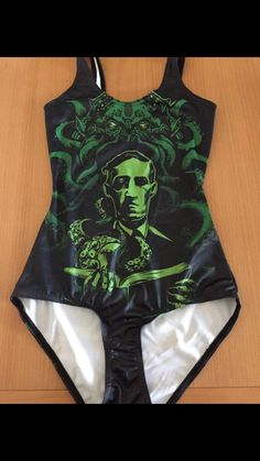 Lovecraft & cthulhu swimsuit