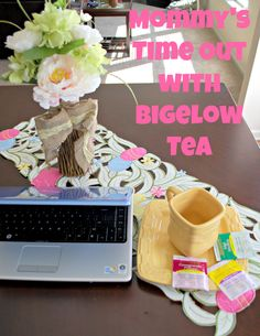 Can you use a mommy time out? @Caitlin @Confessions of a Northern Belle shares how she found the time with Bigelow Tea #AmericasTea #shop #cbias
