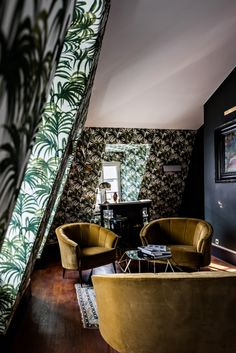 HOTELS TO VISIT BEFORE DIE | Providence Hotel, Paris - Chic | www.bocadolobo.com | #luxuryhotel