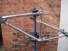 #1994 AMP research B2 full suspension retro mountain bike frame Like, Repin, Share, Follow Me! Thanks!