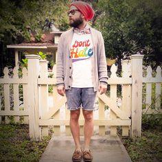 Don't Hate Men's Perfect Fit T Shirt T Shirt by trulysanctuary, $32.00