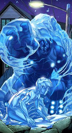 Iceman: Earth-1610