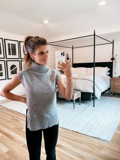 Brighton Butler Nordstrom Sale WAYF sweater tank Trendy Outfits, Fall Outfits, Summer Outfits, Summer Dresses, Spring Fashion, Winter Fashion, Barefoot Dreams Blanket, Nordstrom Sale, Jeans Price