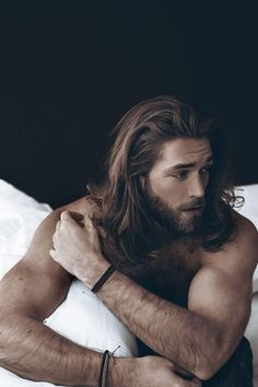 Ben Dahlhaus? Not sure, but he's hot!