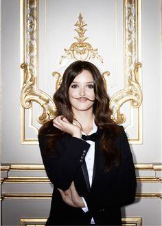 Charlotte Le Bon : Femme de l'année 2012