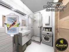 Filtro per la doccia Imperial Shower. Filtro acqua per il bagno nella doccia. Stacked Washer Dryer, Washer And Dryer, Columbia, Washing Machine, Laundry, Home Appliances, Tecnologia, Laundry Room, House Appliances