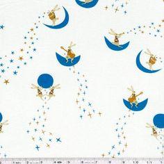 Designer Anyan brings us his stunning designs on the most wonderful of fabrics. moon rabbit for Mv?