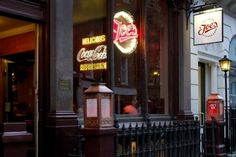 Joe's Southern Kitchen & Bar is in Covent Garden London.
