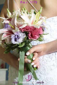 Buquês de Noiva  #bouquet #bride #wedding www.milleniumfestas.com.br