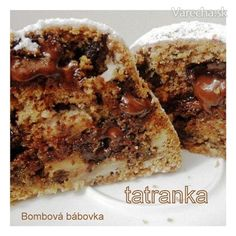 Czech Recipes, Russian Recipes, Sweet Desserts, Sweet Recipes, Eastern European Recipes, Pavlova, Banana Bread, Sweet Tooth, Food And Drink