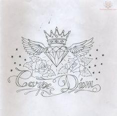 carpe diem tattoos - Google Search