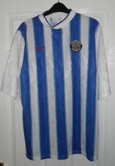 COLCHESTER UNITED 1991-92 HOME FOOTBALL SHIRT NO SPONSOR Size 42/44