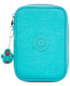 Kipling Handbag, 100 Pens Pen Case | macys.com want this in red!