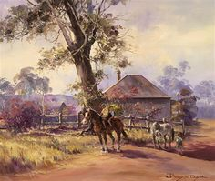 Art market auction sales from the to 2019 for 485 works by artist D'Arcy W. Doyle and values for over other Australian and New Zealand artists. Australian Painting, Australian Artists, Australian Bush, Cowboy Art, Indigenous Art, Art Market, Art World, Impressionist, Art Drawings