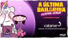 VISUAL ARTV: VISUAL ARTV - CATARSE - A ÚLTIMA BAILARINA CONTRA-...