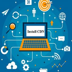 Get a guide to Install CDN Functions for a Better Online Experience. BelugaCDN is the best way for increasing both the speed and security. Content Delivery Network, Hire Freelancers, Over The Years, Internet, Website, Future, Places, Easy, Future Tense