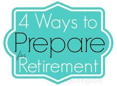 4 Ways to Prepare for Retirement #GenworthUSA