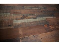Stunning Reclaimed 'Appalacian' Patchwork Dining  i think these are what i have?