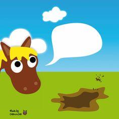 Uitnodiging Paard 2