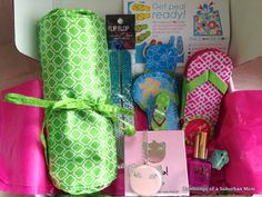WOW!  All of this for $19.99 with The Boodle Box in June! (ages 11-teens)
