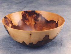 Woodshow Gallery 1996 hawaiiforest.org Wood Shop Projects, Wood Turning Projects, Lathe Projects, Wood Turned Bowls, Wood Bowls, Wood Router, Cnc Router, Stained Glass Mirror, Wooden Words