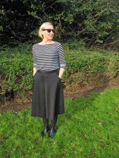 Fabric Godmother: A STRIPEY COCO