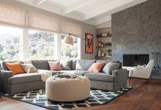 серый диван в гостиной фото: 13 тыс изображений найдено в Яндекс.Картинках