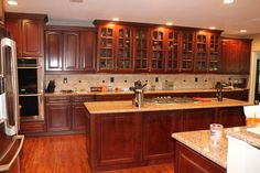 Kitchen Laminate Cabinets 2020 - Home Comforts Lowes Kitchen Cabinets, Discount Kitchen Cabinets, Laminate Cabinets, Kitchen Cabinet Design, Kitchen Flooring, Kitchen Laminate, Cupboards, Quality Kitchens
