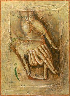 Byzantine Icons, Byzantine Art, Catholic Art, Religious Art, Horse Stencil, Quick View Bible, Jesus Mary And Joseph, Art Icon, Adam And Eve