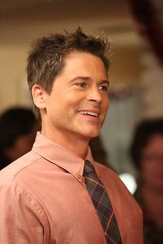 """Chris Traeger, I've learned: *Being a health nut and super positive about everything, doesn't always amount at the end of the day. It's good to have those qualities however """"a bird in the hand is worth two in the bush"""" Smart People, Funny People, Chris Traeger, Parks And Recs, Rob Lowe, Love Park, Parks And Recreation, Best Shows Ever, Picture Photo"""