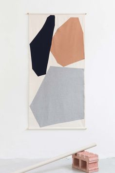 Studio Testo, founded last year in Milan, designs textiles that are on-trend and easily understood, but packed with references to modern art. Art Kandinsky, Palettes Color, Painting Inspiration, Design Inspiration, Modern Art, Contemporary Art, Art Minimaliste, Minimal Art, Textiles