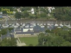 Port Manech, Pont Aven, Port Belon, Finistère en Bretagne - Série Ports et Escales