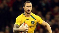 Quade Cooper, Australia Rugby, Nfl, Mens Tops, T Shirt, Tee Shirt, Nfl Football, Tee